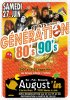 samedi 27 Juin Jump to the beat 80's 90's