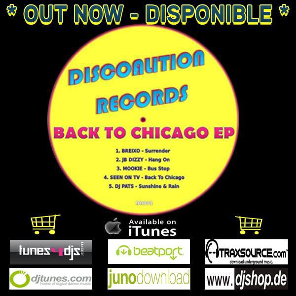 DISPONIBLE NOW  DJPATS SUNSHINE & RAIN  now buy this track