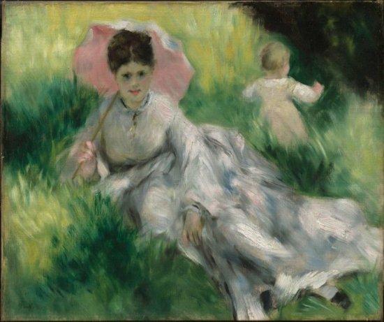 Pierre - Auguste Renoir  (1874)