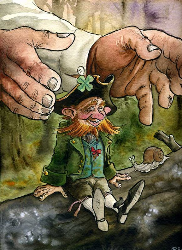 Saint Patrick   :   National Leprechaun Museum