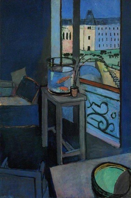 Henri Matisse   , 1914  ,  lequel préférez-vous ?