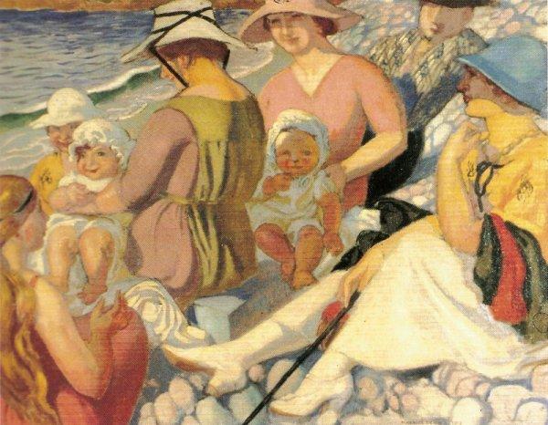 Maurice Denis  (1870-1943)   /  1919.