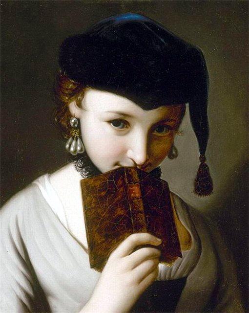 Pietro Antonio Rotari  (1707-1762)    /   Le livre de la semaine...   /  Albert Edelfelt  (1854-1905)