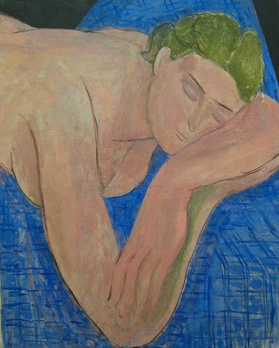 Henri Matisse   :  le rêve