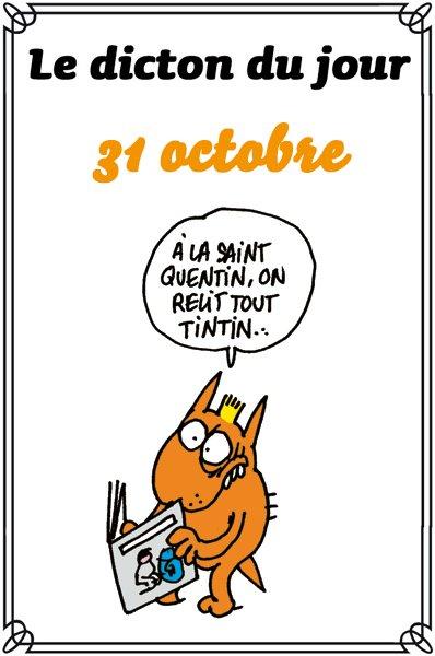 Le saint du jour..................... :   Saint Quentin