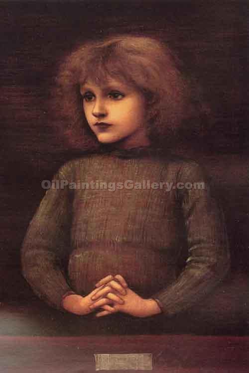 (Sir) Edward Burne-Jones (1833-1898)   , préraphëlite