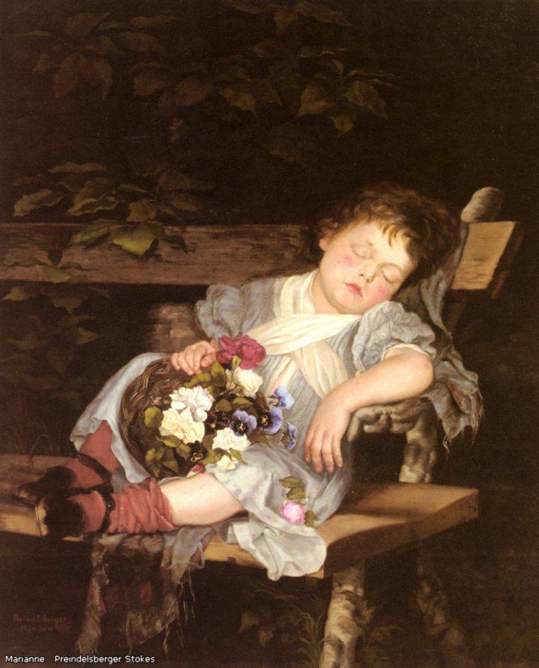 Marianne Preindelsberger Stokes  (1855-1927)