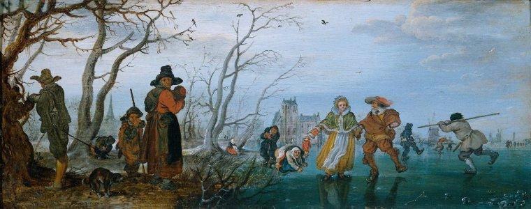 Adriaen Pietersz Van de Venne  (1589-1662)   /  1625.