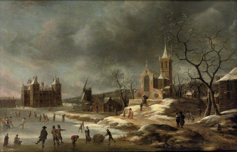Jan A. Beerstraaten  (1622-1666)