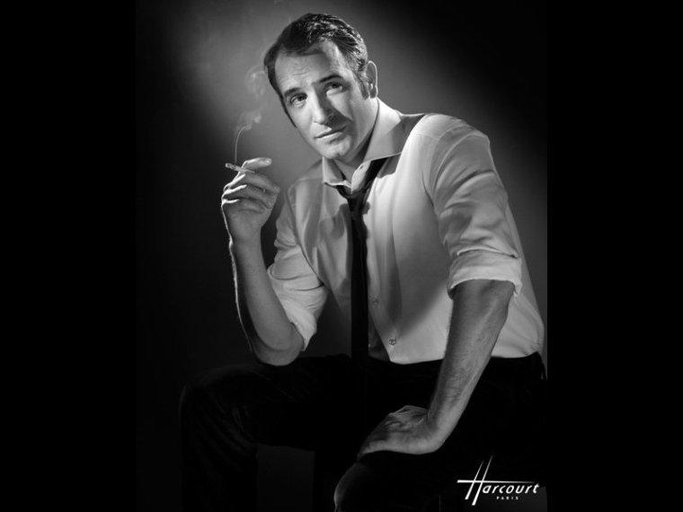 """""""Le silence est d'' or"""" ... Los Angeles , 26 février 2012  :  Jean Dujardin , oscar du meilleur acteur ( le premier dans l'histoire du cinéma français) , pour le film """" The artist """" , Yessssssssssssssssssssssssssssssssssssssssssss  !"""