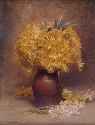 Fleur de saison  :  la jonquille ou le coucou