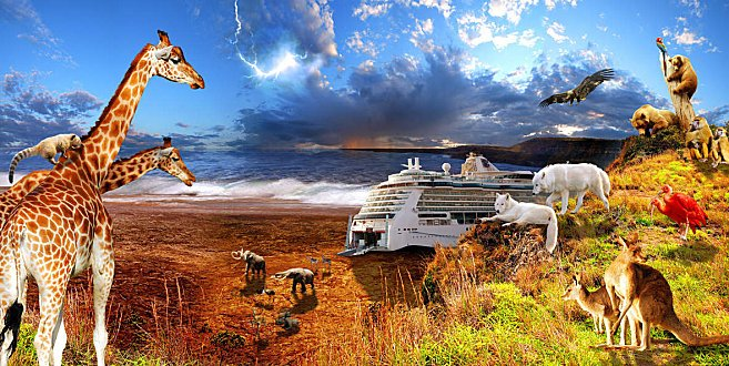 « N'oubliez jamais que ce sont des professionnels qui ont construit le Titanic et des amateurs l'Arche de Noé. »   Anonyme .