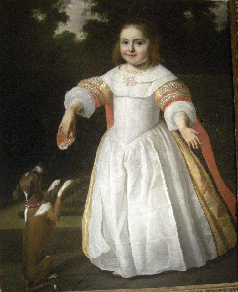 COUP  DE  COEUR  :   Bartholomeus  VAN  DER  HELST  (1613-1690)