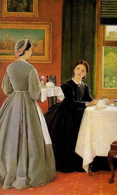 Teatime ...