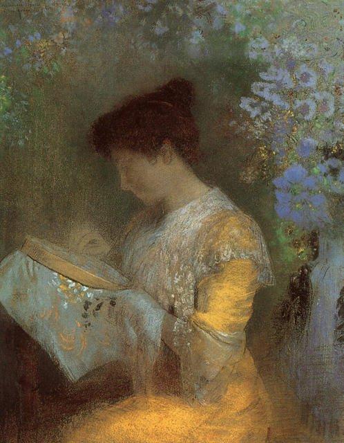 "Bonne fête "" ODILON "" : Odilon REDON (1840-1916)"