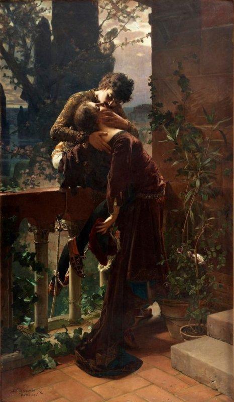 COUP  DE  COEUR  ...   :  Julius  KRONBERG  (1850-1921)