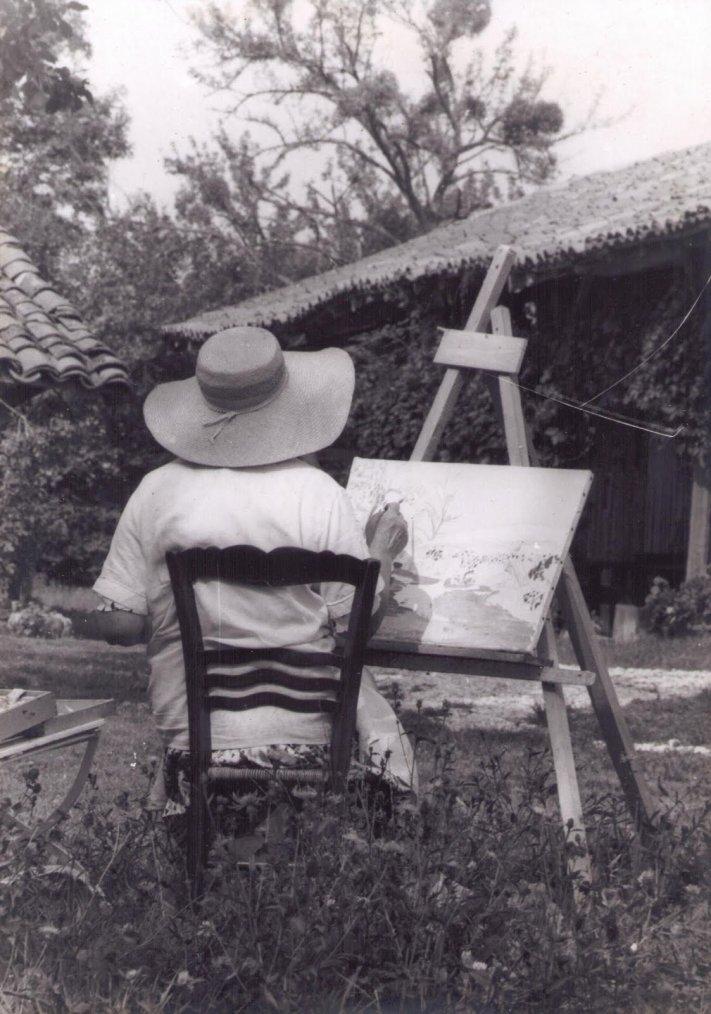Peinture , toujours...