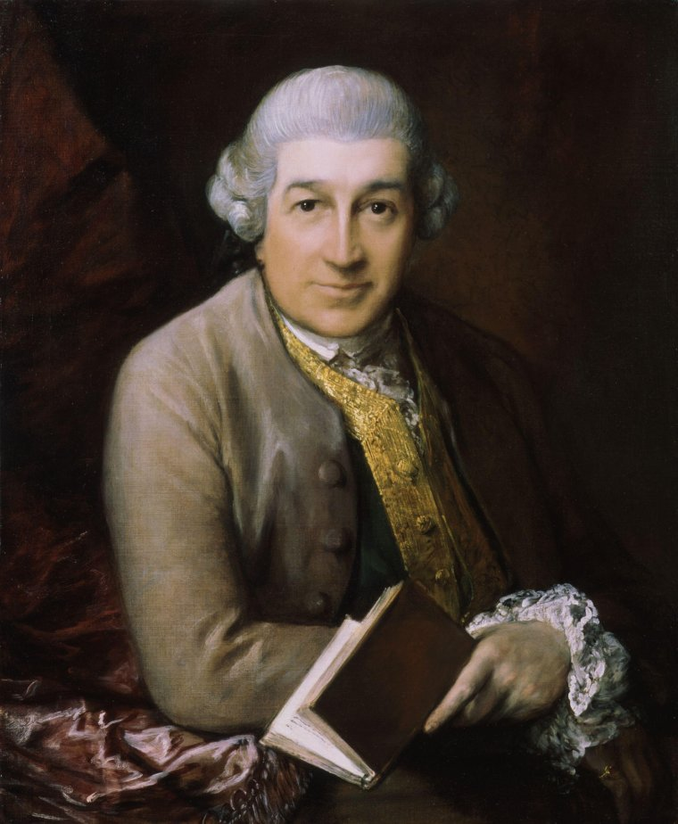 Pour Liseur-Liseuse  ...  Thomas Gainsborough   (1727-1788)  : portrait de David Garrick  , 1770  /    portrait  de James Christie ,1778   /  portait de Isaac Henrique Sequeira