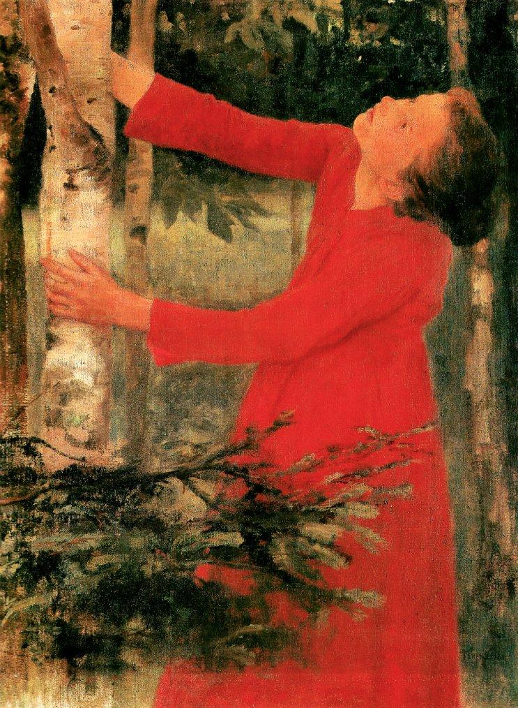 Ferenczy   KAROLY  (1862-1917) , impressionnisme hongrois