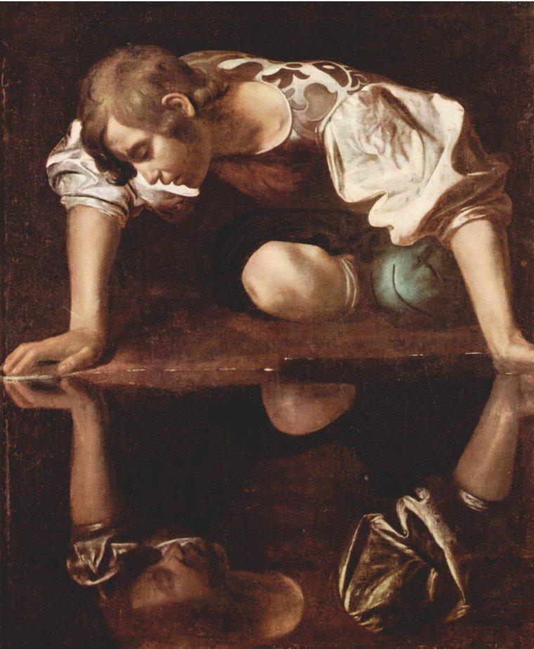 Michelangelo Merisi dit LE  CARAVAGE  ( ca. 1571-1610)   /   ca. 1595
