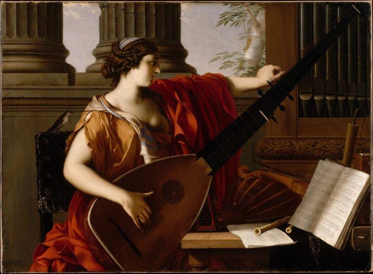Bonne fête aux Cécile  ,  patronne des musiciens...  ♫ ♪ ♫ ♪ ♫ ♪ ♫ ♪ ♫ ♪ ♫ ♪ ♫