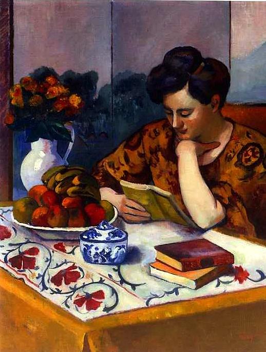 3 tableaux d' Henri  MANGUIN   (1874-1949)