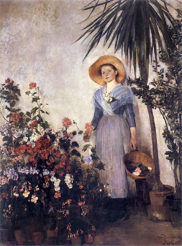 Olga  BOZNANSKA  (1865-1945)