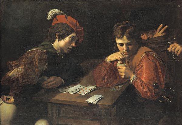 Cartes à jouer.... en écho à l'article de Dan  ;-)