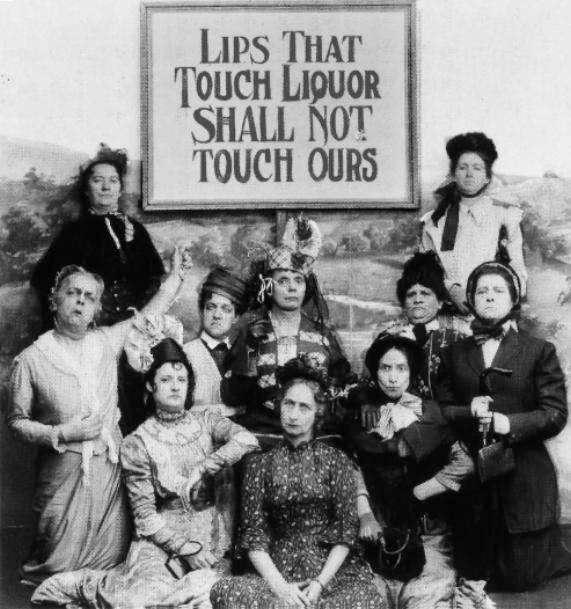 Prohibition ...