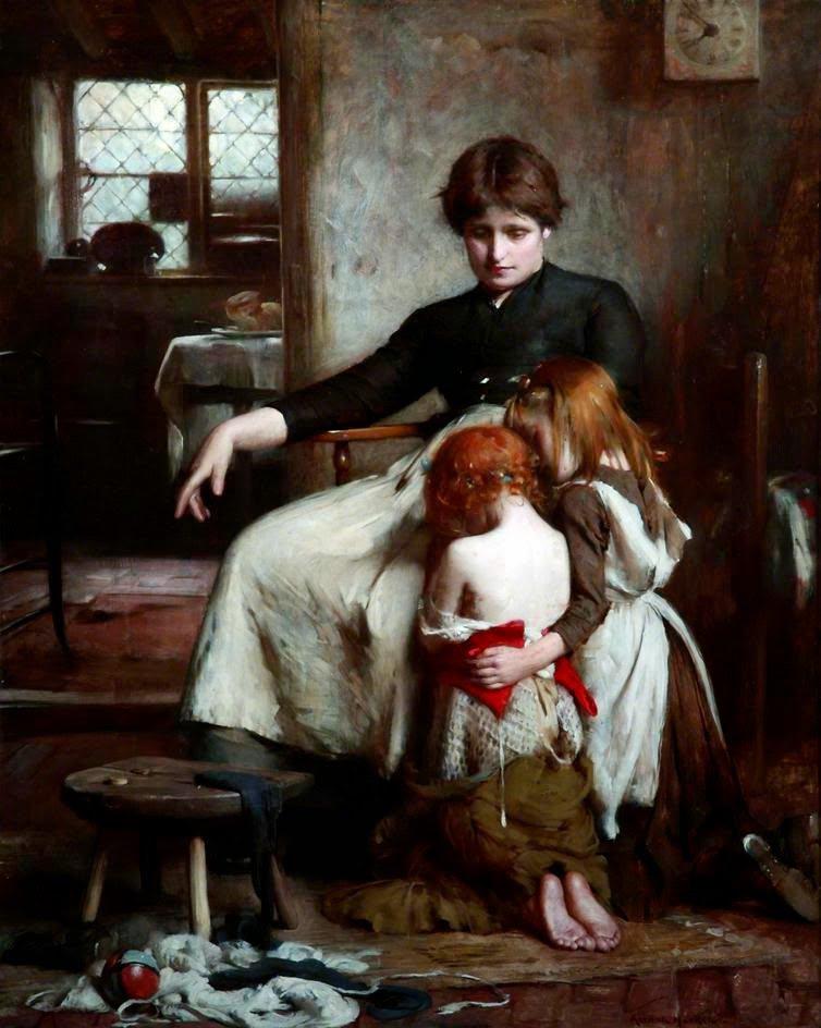 COUP DE COEUR   :    Arthur  HEYER  (1872-1931)  , la prière