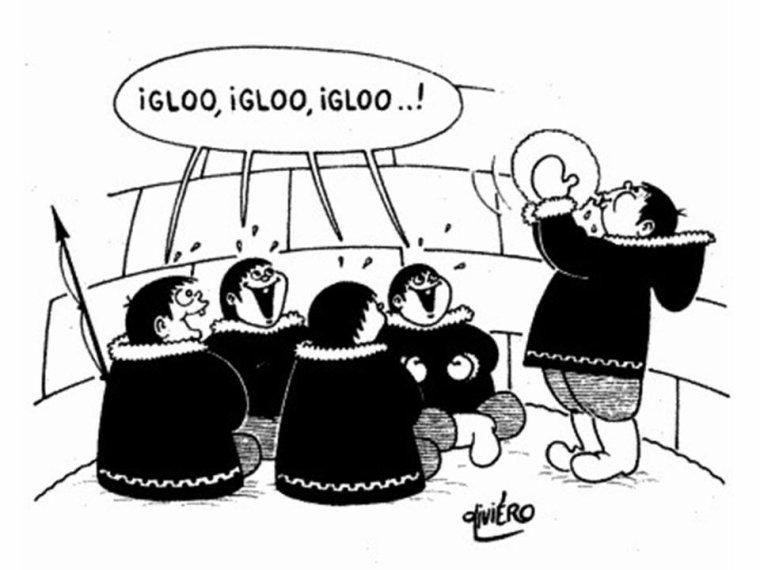 """"""" Il est des nôtres  . . .""""   ♫ ♪ ♫ ♪ ♫ ♪ ♫ ♪ ♫ ♪ ♫    et inuit à sa santé !  :-)"""