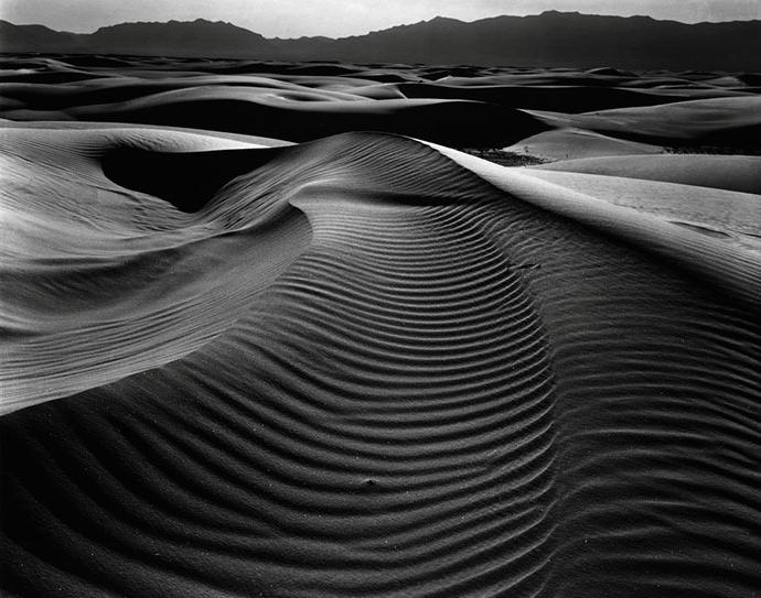 Brett Weston , 1945