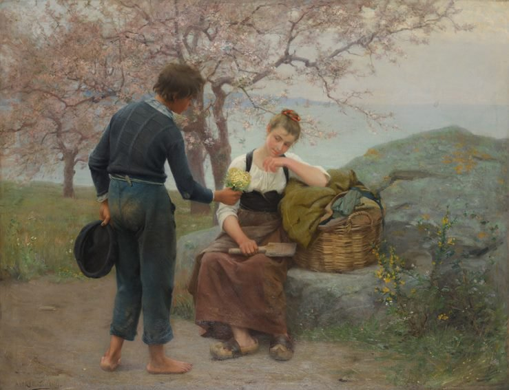Alfred Guillou  ( 1844-1926 )