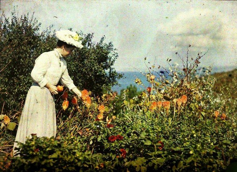 Quelques belles du temps jadis  (années 1920)