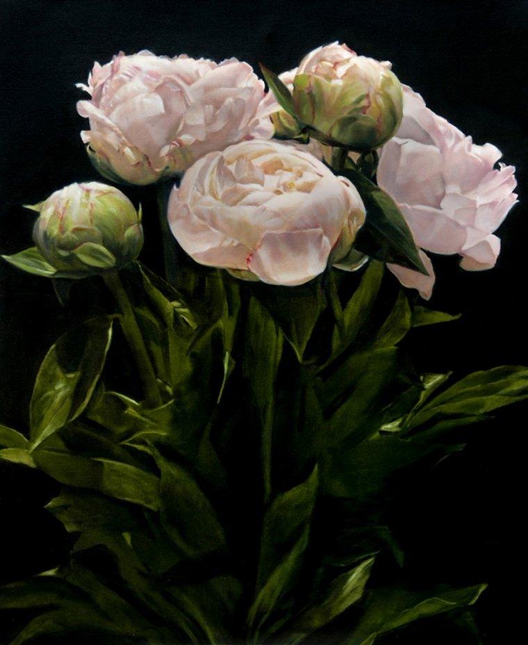 Thomas Darnell ,  peintre américain contemp.