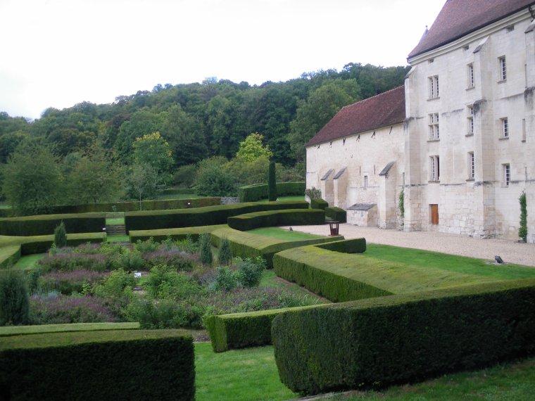 Journées du patrimoine, samedi 19 septembre 2015 Prieuré de Longpré, Haramont , Aisne.