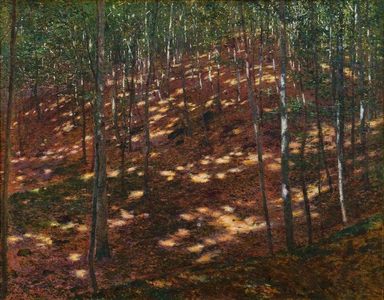 Antonin SLAVICEK  (1870-1910)   , peintre impressionniste tchèque