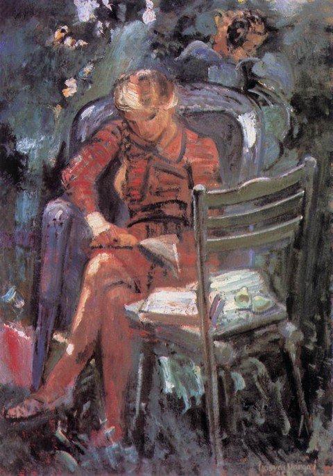 Istvan Ilosvai Varga  , peintre hongrois