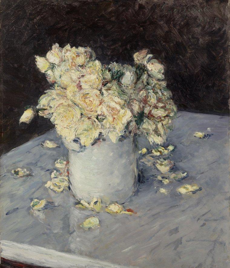 Gustave CAILLEBOTTE  , un de mes chouchous parmi les impressionnistes ...