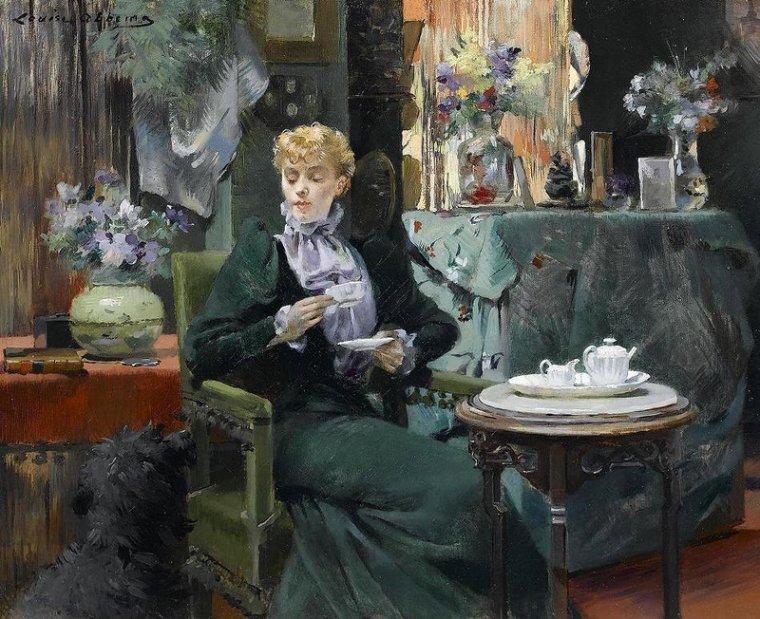 Louise ABBéMA  (1853-1927)