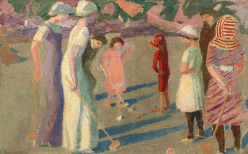 Maurice DENIS , Nabi (1870-1943)   <3  Couleurs et soleil pour conjurer la grisaille ...