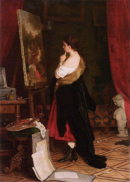 Johann Georg Meyer von Bremen  (1813-1886)