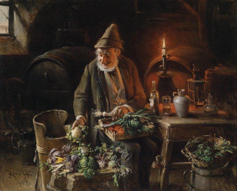 Hermann Armin Von Kern   (1838-1912)