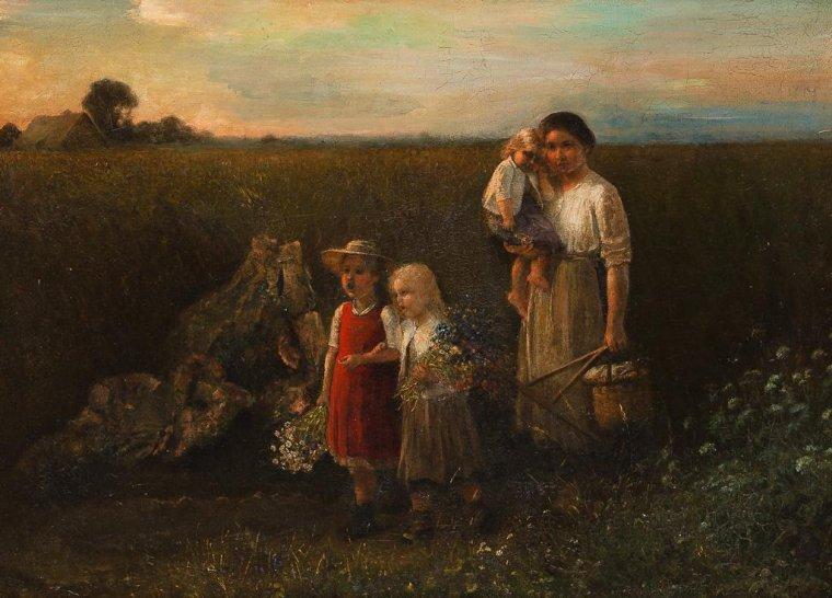 Carl Von Bergen   (1853-1933)