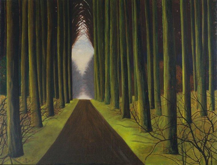 Leon Spilliaert, 1881-1946   /   Piet Mondrian