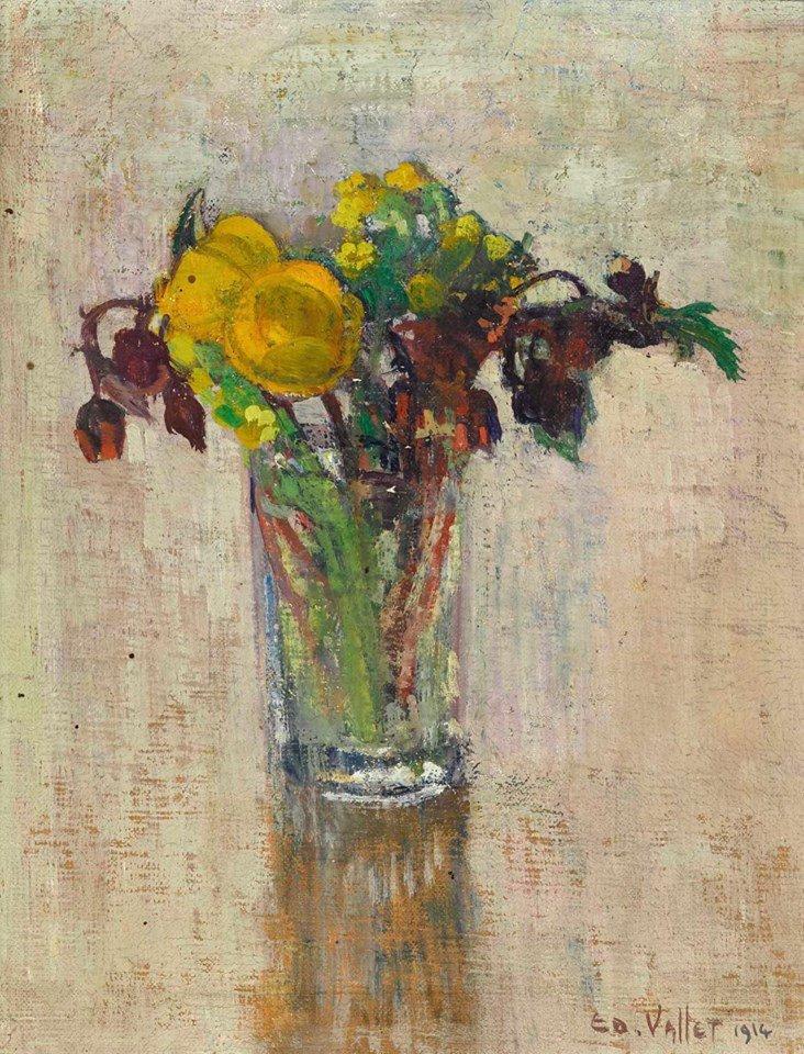 EDOUARD VALLET. 1876-1929