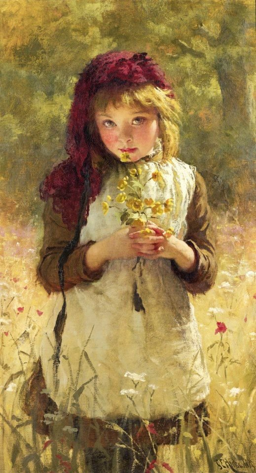 George Elgar Hicks (English painter) 1824 - 1914