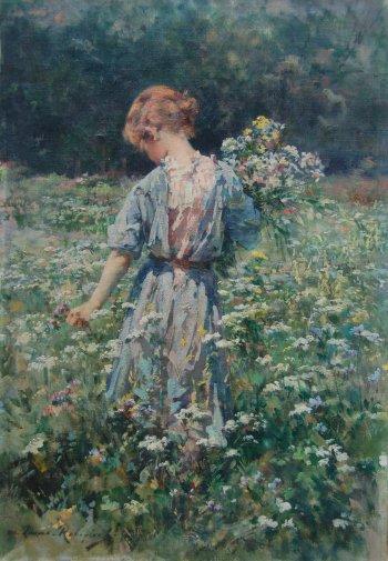 Marie Aimée LUCAS-ROBIQUET   (1858-1959)
