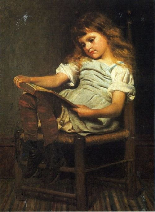 John George  BROWN  (1831-1913)
