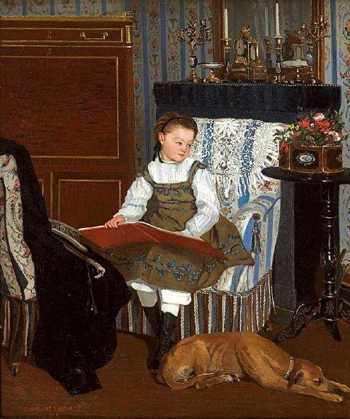 Camille-Léopold Cabaillot-Lassalle  (1939-1888)